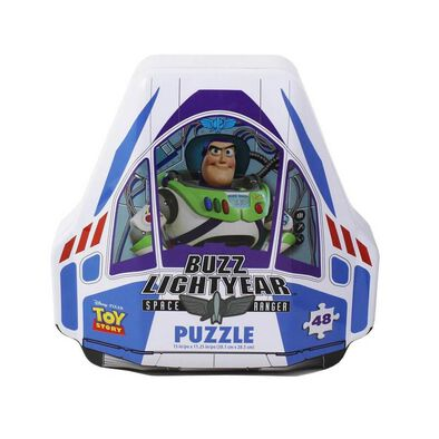 Disney ดิสนีย์ ทอย สตอรี่ 4 จิ๊กซอว์ซิกเนเจอร์ กล่องเหล็ก