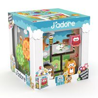 J'adore ฌาดอร์ ของเล่นไม้ กล่องกิจกรรมเสริมพัฒนาการ