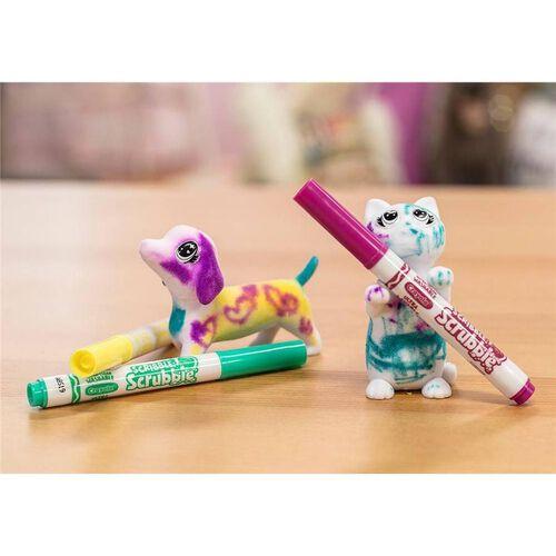 Crayola เครโยล่า ชุดระบายสีและอาบน้ำสัตว์เลี้ยง