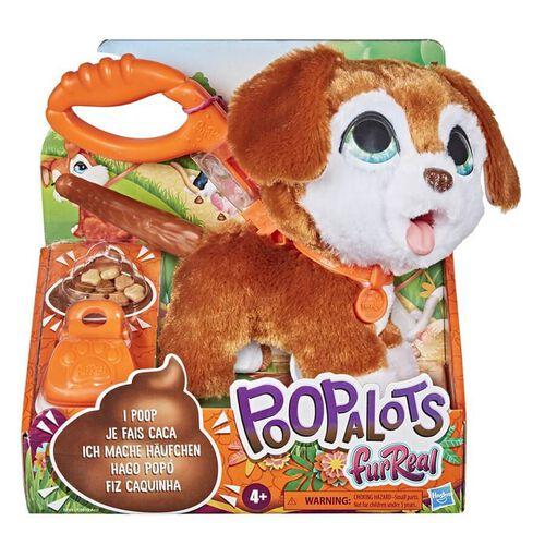 Hasbro ตุ๊กตาเฟอร์เรียลพูอะล็อตส์น้องหมาดุ๊กดิ๊กตัวน้อย