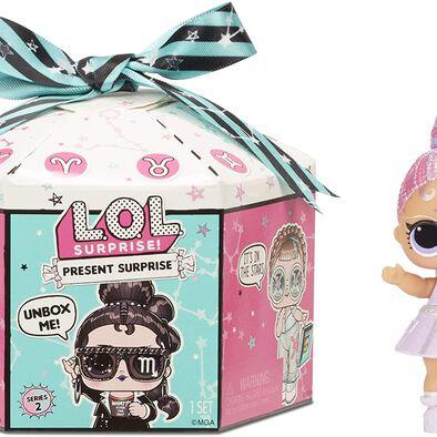 L.O.L. Surprise! แอลโอแอล รุ่นกล่องของขวัญ ซีรีย์ 2 คลแะบบ