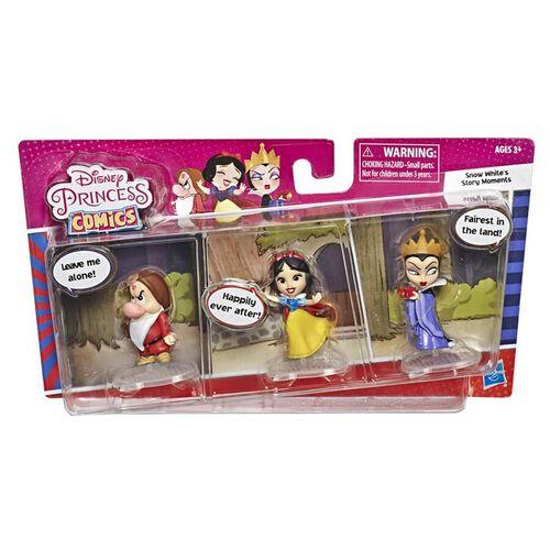 Disney Princess ดิสนีย์ พรินเซส 2in1 3 แพ็ค (คละแบบ)
