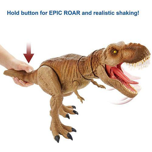 Jurassic World จูราสสิค เวิลด์ ไทแรนโนซอรัส เร็กซ์