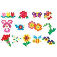 Aquabeads อควาบีดส์ ของเล่นลูกปัดสเปรย์น้ำ ชุดสวนดอกไม้