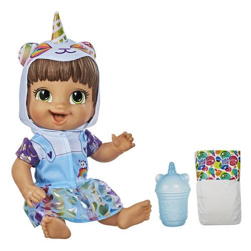 ตุ๊กตาเบบี้อไลฟ์ไทนี่คอร์น แพนด้า