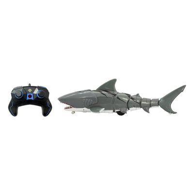 แอนิมอลโซน หุ่นยนต์บังคับ ฉลามเสือ
