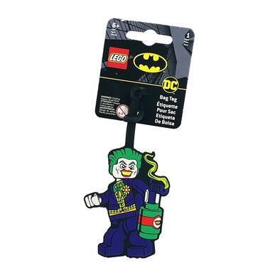 Lego เลโก้ ป้ายติดกระเป๋า โจ๊กเกอร์