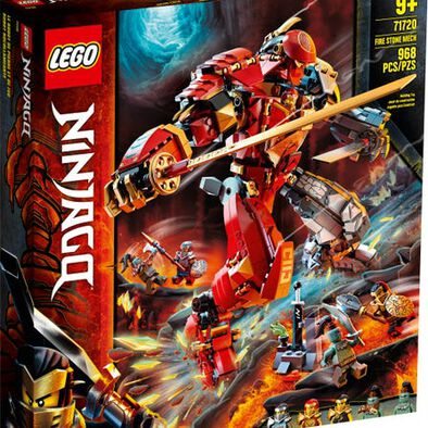 LEGO เลโก้ ไฟร์ สโตน เม็ค 71720