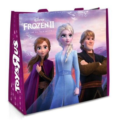 Disney Frozen ดิสนีย์ กระเป๋าใส่ของลายโฟรเซ่น 2