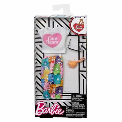 Barbie บาร์บี้ ชุดตุ๊กตาบาร์บี้ (คละแบบ)