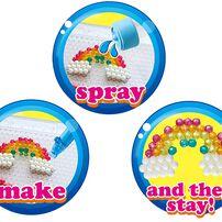 Aquabeads อควาบีดส์ ของเล่นลูกปัดสเปรย์น้ำ รีฟิลชุดเพื่อนสัตว์โลก