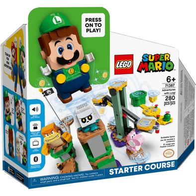 LEGO เลโก้ ซูเปอร์มาริโอ้ แอดเวนเจอร์ วิท ลุยจิ 71387