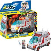 Bikku บิคคุ ตัวต่อบิคคุซีรีส์ 3 ไวท์ เอเดอร์