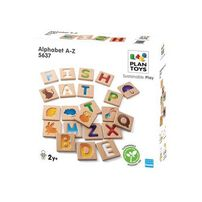 Plantoys แปลนทอยส์ ของเล่นไม้เซ็ทตัวอักษร A - Z