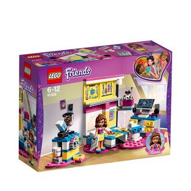 LEGO เลโก้ โอลิเวีย ดีลักซ์ เบดรูม 41329