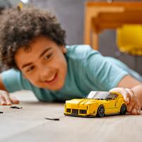 LEGO เลโก้ สปีด แชมเปี้ยน โตโยต้า จีอาร์ ซูปรา 76901