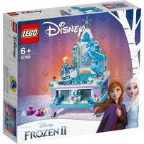 LEGO เลโก้เอลซ่า จีเวลรี่ บ็อกซ์ ครีเอชั่น 41168