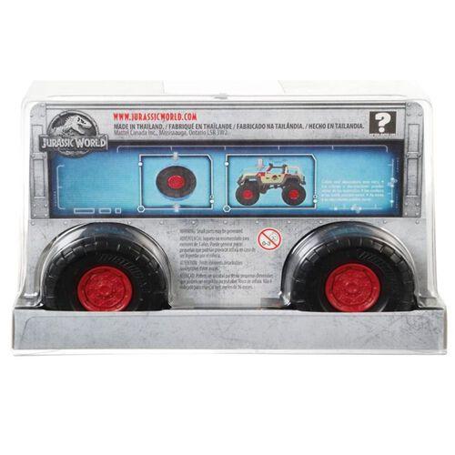 Matchbox แมทซ์บ็อก รถจี๊บจูราสสิคเวิลด์ ขนาด 1:24