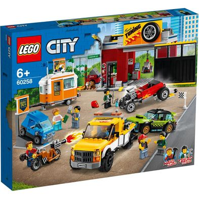LEGO เลโก้ทูนนิ่งเวิร์คชอพ 60258
