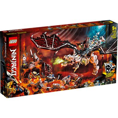 LEGO เลโก้ สกุล ซอคเซอเรอร์ ดรากอน 71721