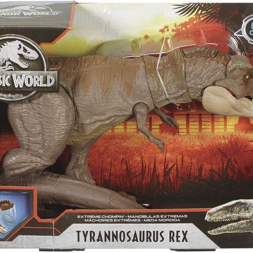 Jurassic World จูราสสิค เวิร์ด เอ็กซ์ตรีม ช็อมปิ้ง ที-เร็กซ์