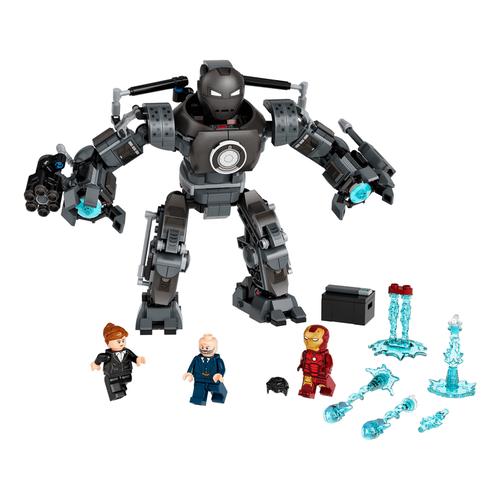 LEGO เลโก้ ไอรอนแมน ไอรอน ม็องเกอร์ เมย์แฮม 76190
