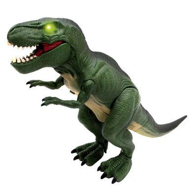 ดราก้อนไอ ไมท์ตี้เมกาซอร์ ไดโนเสาร์ใช้แบตเตอรี่
