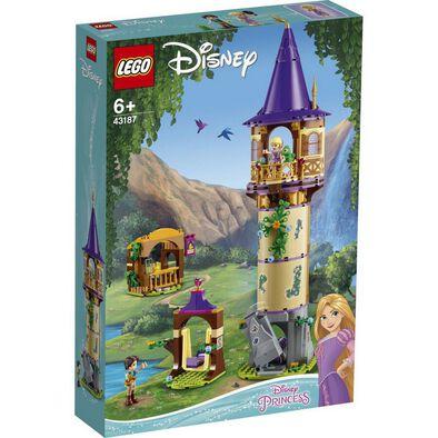 LEGO เลโก้ ราพันเซล ทาวเวอร์ 43187