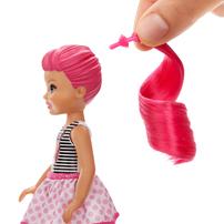 Barbie บาร์บี้ แฟบ เพนท์ รีวีล เชลซี ดอลล์ โมโนโครม คละแบบ