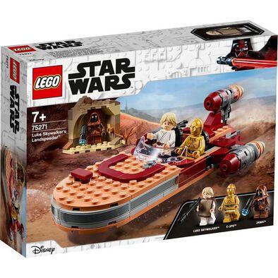 LEGO เลโก้ สตาร์วอร์ส ลุค สกายวอร์คเกอร์ แลนด์สปีดเดอร์ 75271