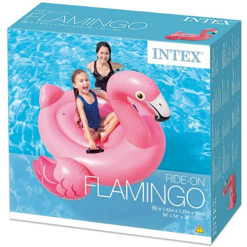 Intex แพยางเป่าลม ลายนกฟลามิงโก
