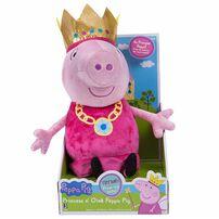 Peppa Pig เป๊ปป้า พิก ตุ๊กตาผ้าเป๊ปป้าพิก คละแบบ