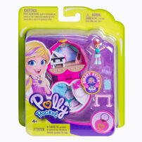 Polly Pocket พอลลี่พ็อกเก็ต รุ่นตลับจิ๋ว คละแบบ