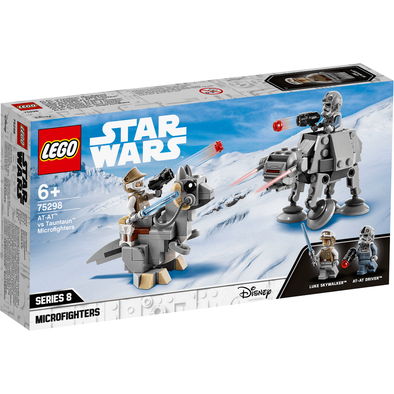 LEGO เลโก้ เอที-เอที VS ตวนตวน ไมโครไฟเตอร์ 75298