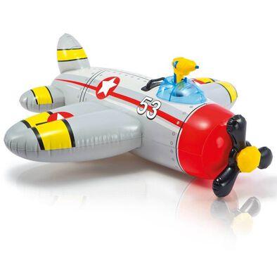 Intex แพยางเป่าลม ลายเครื่องบิน คละแบบ