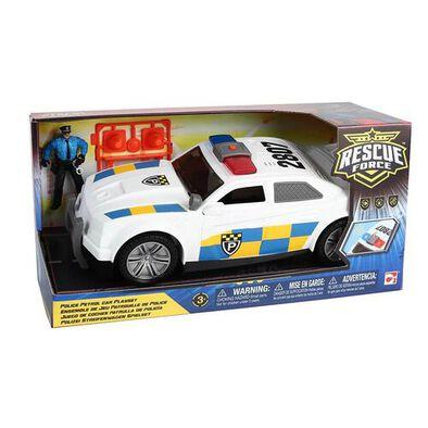 Rescue Force เรสคิว ฟอร์ส เพโทรล คาร์ เพลย์เซ็ต