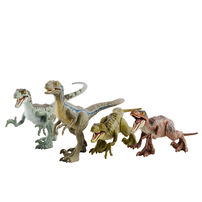 Jurassic World จูราสสิค เวิร์ด แร็พเตอร์ สคอวด แพ็ก
