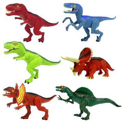 ดราก้อนไอ ไลท์แอนด์ซาวด์ ไดโนเสาร์และมังกร