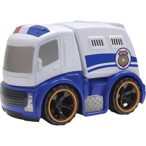 BRU Infant & Preschool บรู ชุดของเล่นรถตำรวจ