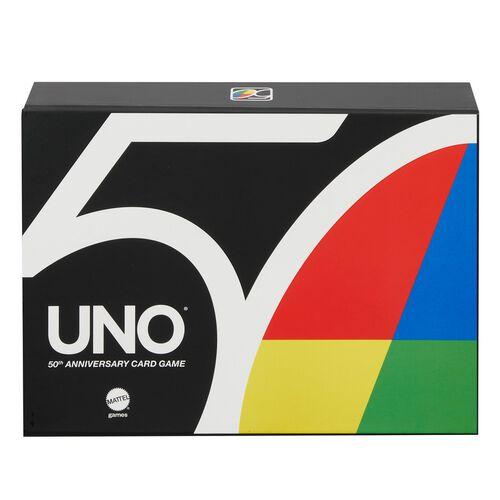 Mattel Games Uno อูโน่ Premium