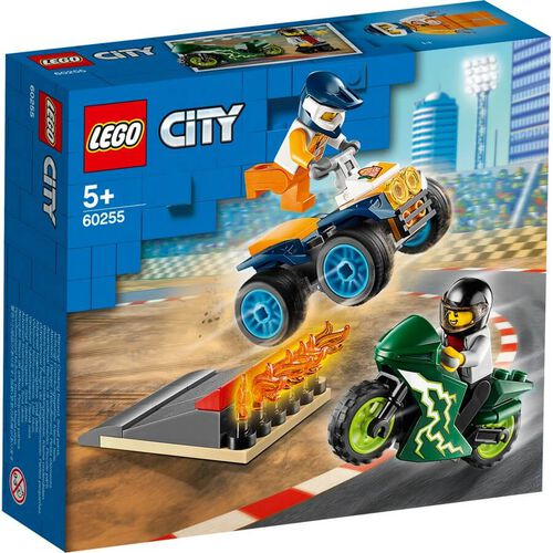 LEGO เลโก้ ซิตี้ สตั๊นท์ ทีม 60255