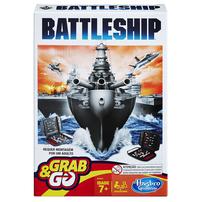 Hasbro Gaming ฮาสโบร เกมมิ่ง แบทเทิ่ลชิฟ ขนาดพกพา