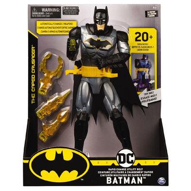 Batman แบทแมน ขนาด ฟิกเกอร์ ขนาด 12 นิ้ว ฟีเจอร์