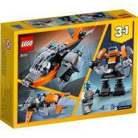 LEGO เลโก้ ไซเอร์ โดรน 31111