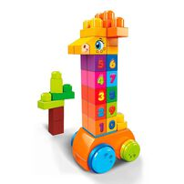 Mega Bloks First Builders เมก้า บล็อคส์ เฟิร์สท์ บิวเดอร์ เคานท์ แอนด์ บาวนซ์ จีราฟ