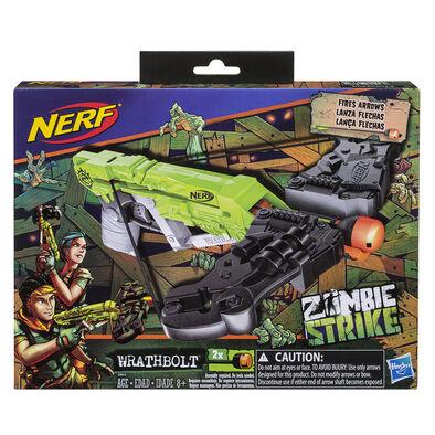 ปืนของเล่น Nerf Zombie Strike Wrathbolt รุ่น E0019