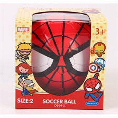 Disney Marvel ลูกบอล ลายสไปเดอร์แมน เบอร์ 2
