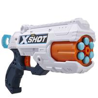 X-Shot เอ็กซ์ช็อต เอกเซล รีเฟลก 6 พร้อมกระสุน 16 นัด