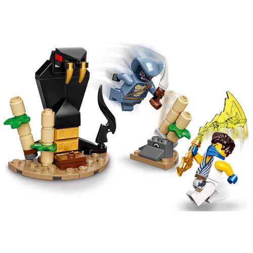LEGO เลโก้ อิพิค แบทเทิ้ล เจย์ เวอซัส เซอเพนไทน์ 71732