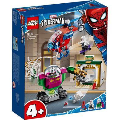 LEGO เลโก้ มาร์เวล สไปเดอร์แมน เดอะ เมอนาซ ออฟ มิสเตอริโอ 76149